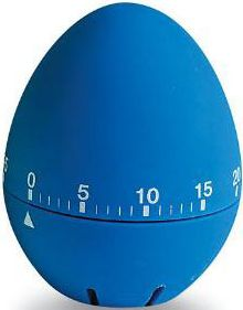 Minutka ve tvaru vajíčka