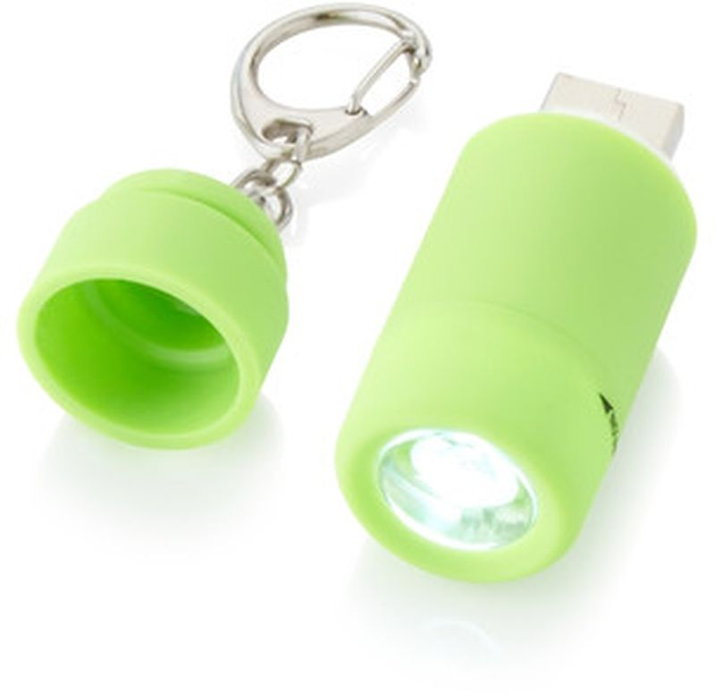 Minisvítilna s USB dobíječkou